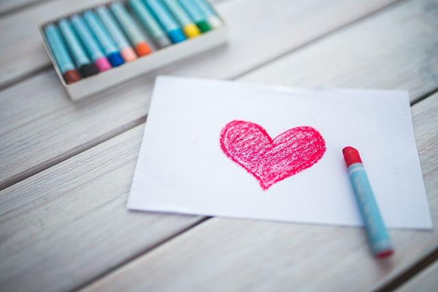 Au Pair Agentur Bastelidee Valentinestag