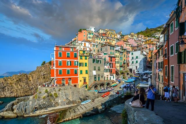 Demi Au Pair Italien