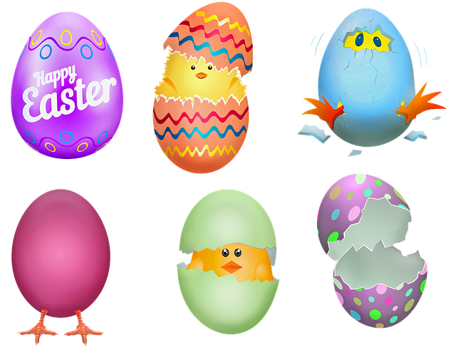 Easter craft ideas for au pairs