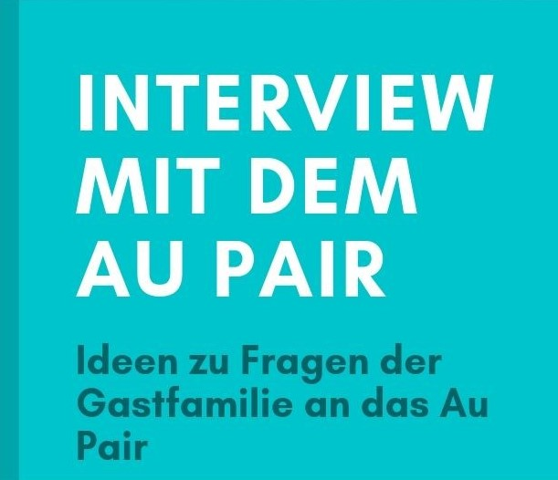 Interview mit dem Au Pair Header