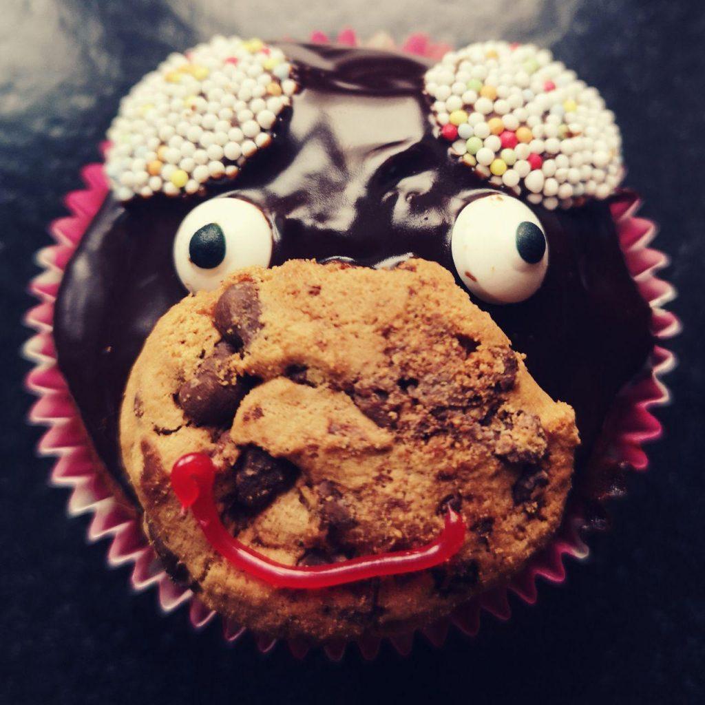 Lustige Bärchen-Muffins