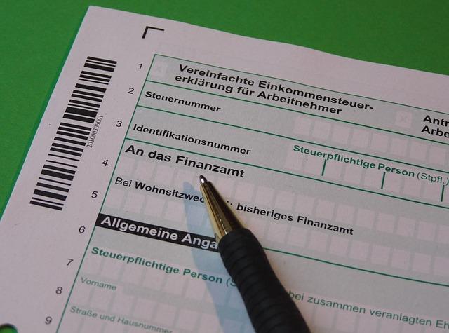 Steuerliche Identifikationsnummer