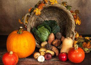 Gründe den Herbst zu lieben - Gemüse