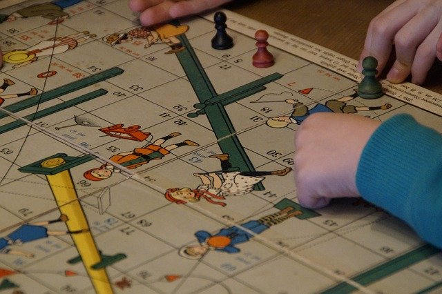Top 5 games for kids: Leiterspiel